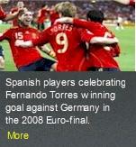 Spanish celebration