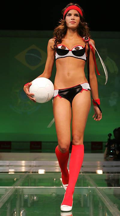Portugal National Team Soccer Panties 23